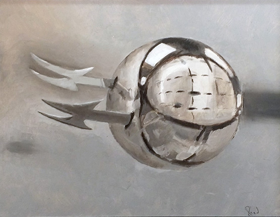 Phantasm Sphere (oils)