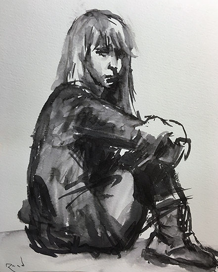 Emily Brown (Ink)